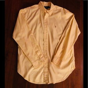 Men's Polo Ralph Lauren Button Up Button Front